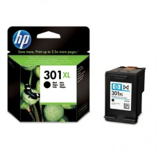 HP Compatible 301XL Black Ink Cartridge (CH563EE)