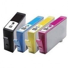 HP Compatible 364XL B/C/M/Y Ink Cartridge Multipack
