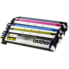Brother Compatible TN230 B/C/M/Y Toner Value Pack