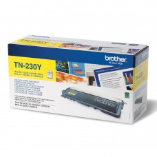Brother Compatible TN230Y Yellow Toner Cartridge